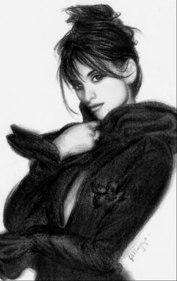 Penelope Cruz by phoenirius